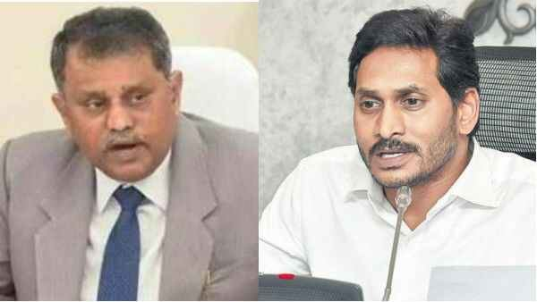 Is there any solution for the Jagan-Nimmagadda controversy?