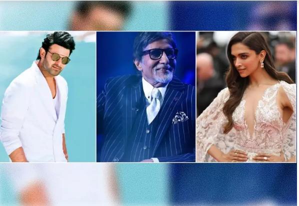 Prabhas and Nag Ashwin: It feels great to have a legend like Amitabh Bachchan on-board