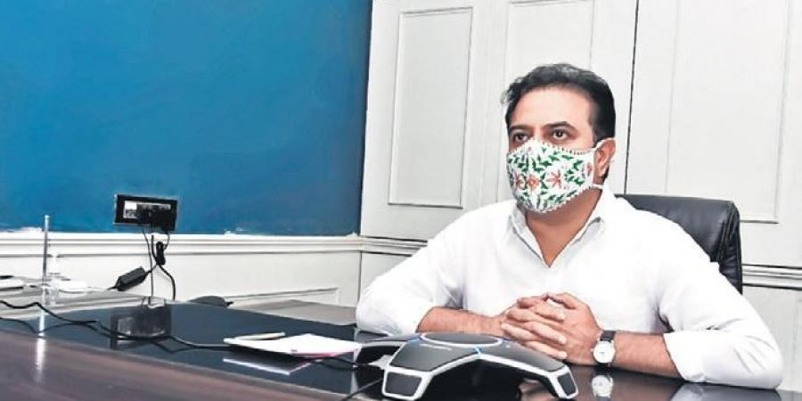 Major investment in Telangana to be announced today, reveals IT minister KT Rama Rao