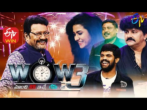 Saikumar's WOW3 – 27th Oct with Syamala,Neha,Roll Rida,Amit Tivaari