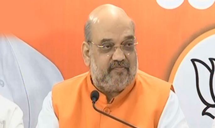 Hyderabad is Mini Bharat..! It will have a BJP Mayor: Amit Shah