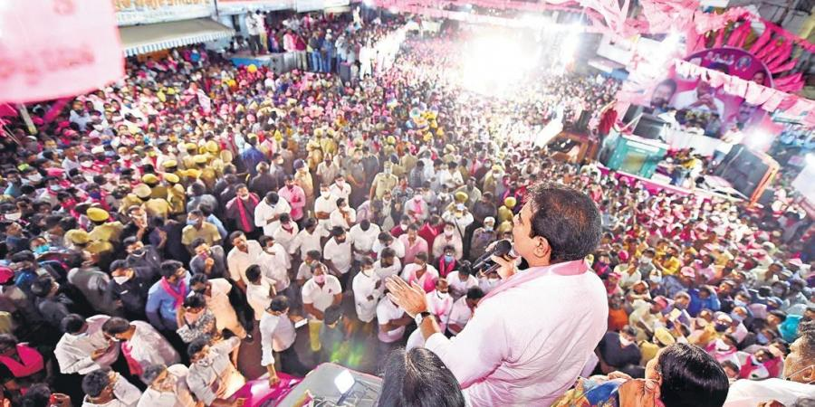 KT Rama Rao promises support to 4 lakh teachers in Telangana who lost jobs amid COVID lockdown