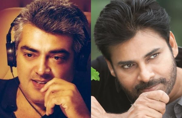 Exclusive: Top producer's private party to Pawankalyan and Ajith