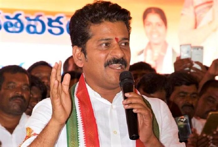 Revanth Reddy: TRS will dominate GHMC elections