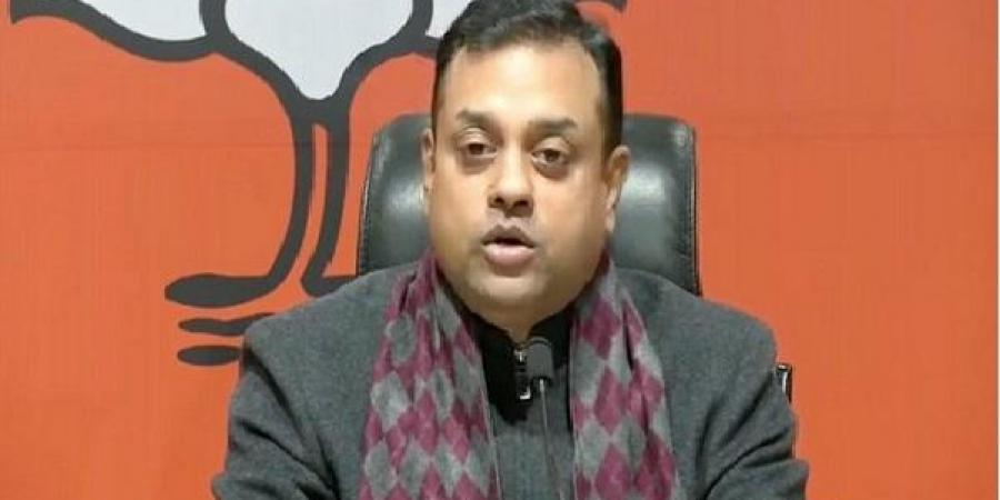 Choose 'vikas yukt' BJP over 'divisive' MIM: Sambit Patra