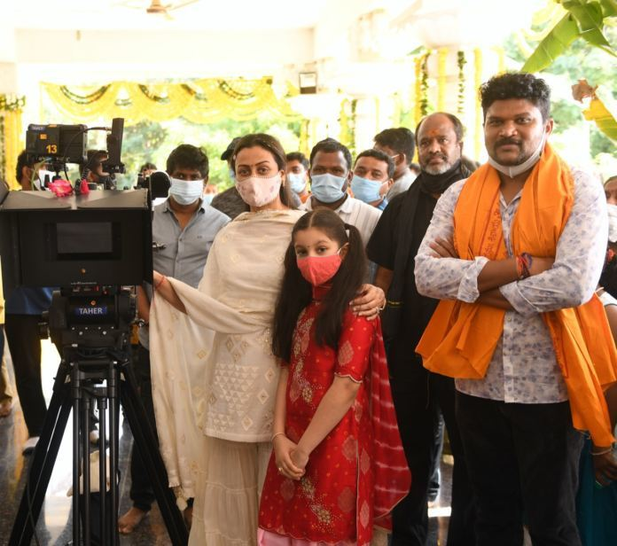 Parasuram behind Sitara's presence in SVP launch