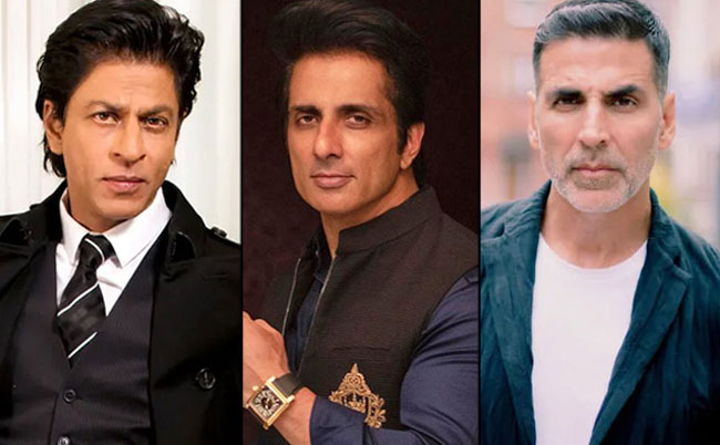 Sonu Sood Beats Bollywood Stars In Twitter Engagement Race