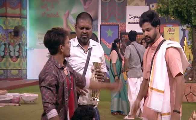 Bigg boss Telugu 4: Bigg boss house transforms into a village set up!