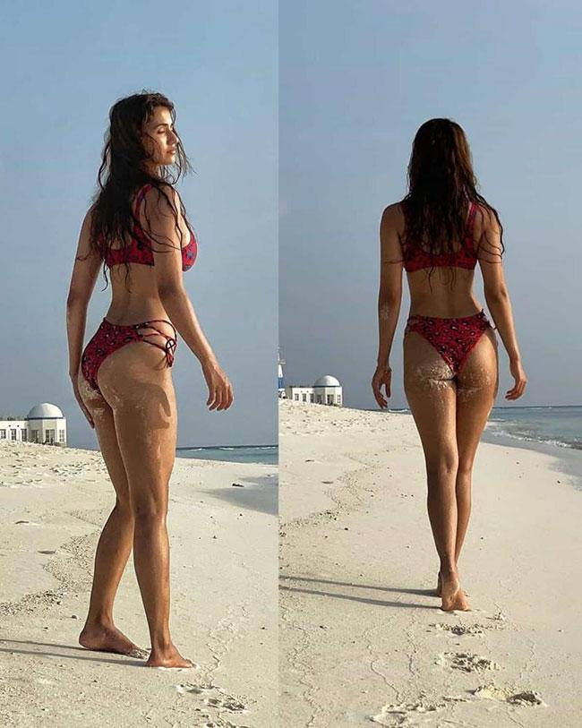 Pic Talk: Disha Slays It In The Bikini Walk
