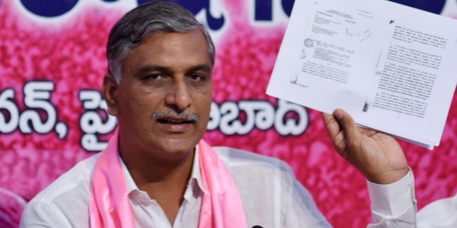 India's economy in bad state since BJP came to power at Centre: T Harish Rao