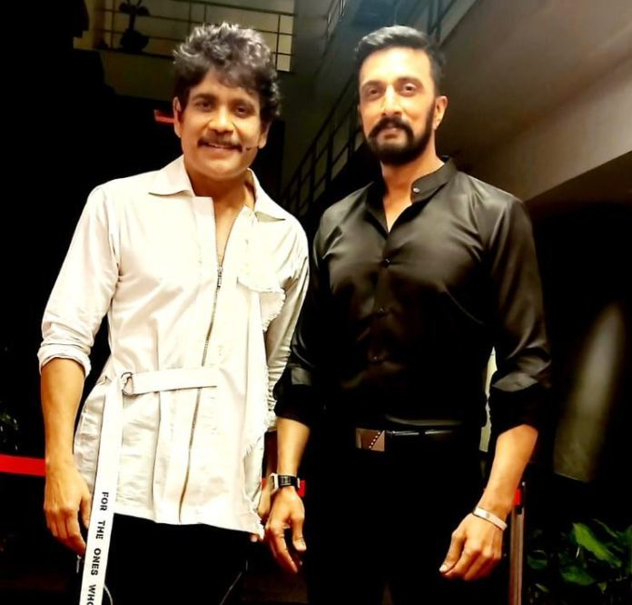 Big boss Telugu 4: Kannada star Sudeep makes a special entry; makers omit elimination