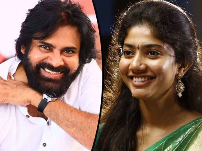 Exclusive: Sai Pallavi's role revealed from Pawan Kalyan film!