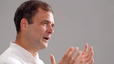 No Stopping For Rahul Gandhi's Vacationing