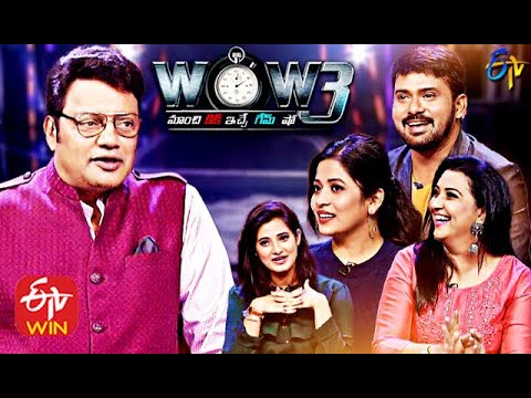 Saikumar's WOW3 – 24th Nov with Ramya,Soumya,Sushma,Venu