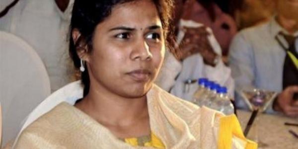 Bhuma Akhila Priya In Trouble For Staging Protest