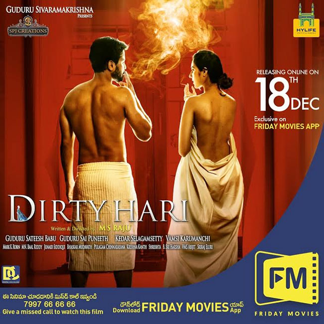 'Dirty Hari' Arriving Online On 18th December!