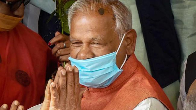 Former Bihar CM Jitan Ram Manjhi Tests Coronavirus Positive