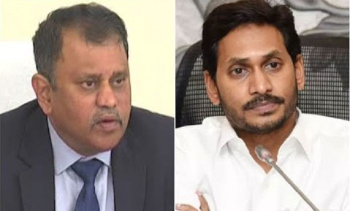 EC checkmate to Jagan..? Jagan has one last shot at Local body polls