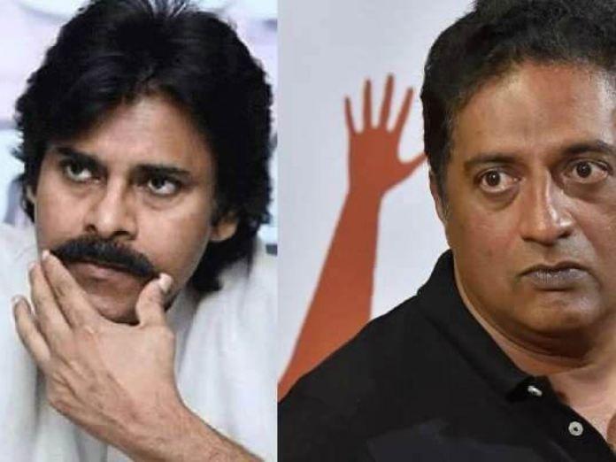 High-octane action between Pawan Kalyan and Prakash Raj