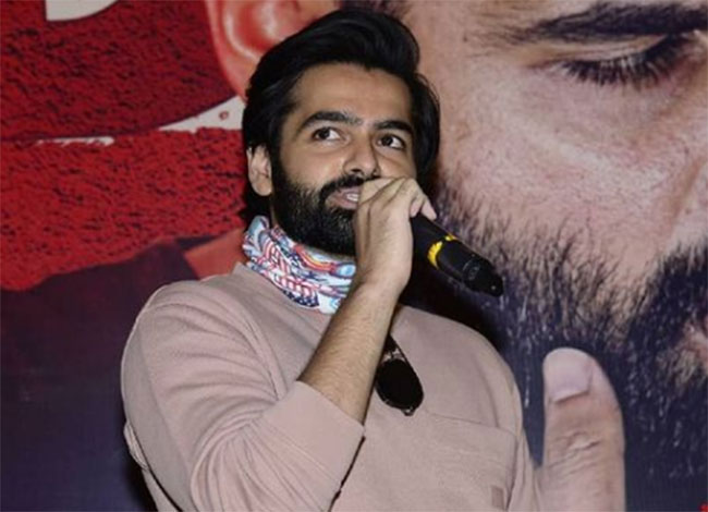 Ram's Interesting Comments During 'RED' Trailer Launch