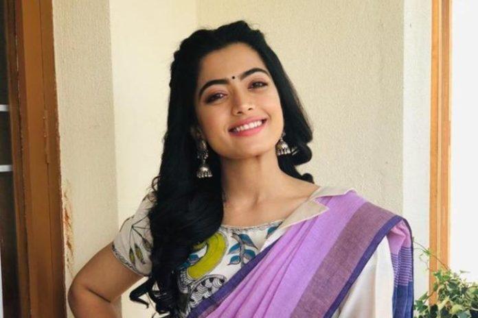 Most Desirable Woman 2020: Rashmika Mandanna reacts