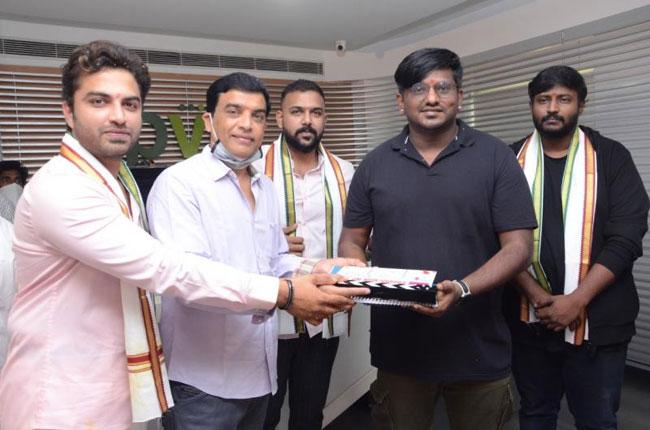 VIshwak Sen To Remake A Hit Tamil Film!