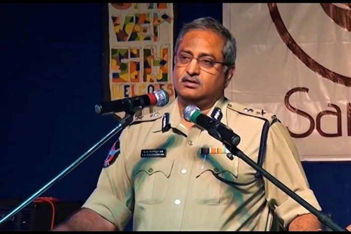 The suspension of IPS officer AB Venkateswarao extended for another six months