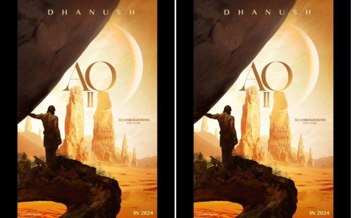 Dhanush – Slevaraghavan announce Yaguniki Okkadu sequel