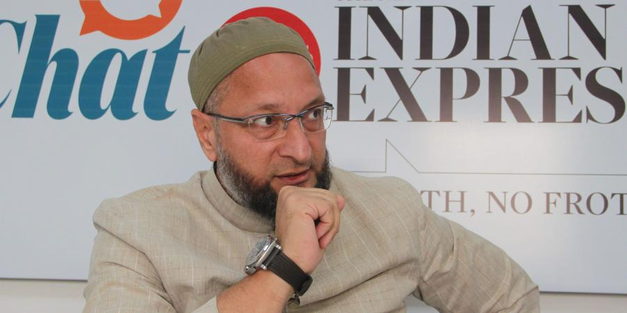 Non-bailable warrant issued against Asaduddin Owaisi by special court