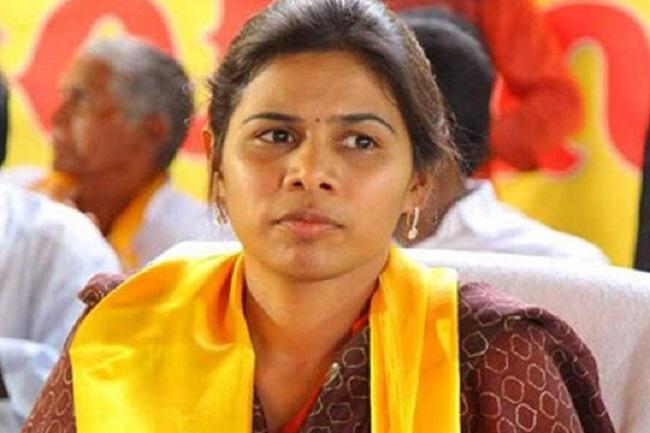 Bhuma Akhila Priya gets a sigh of relief