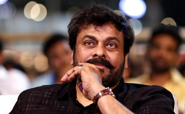 Date Locked For Chiranjeevi's Lucifer Telugu Remake Shoot