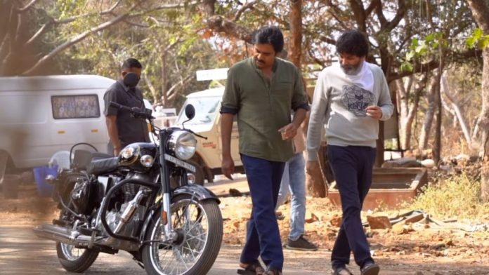 Exclusive: Whopping Price Police station set for PSPK – Rana Movie