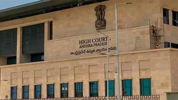 Under contempt of court, AP HC issued notices to DGP and Home Secretary !
