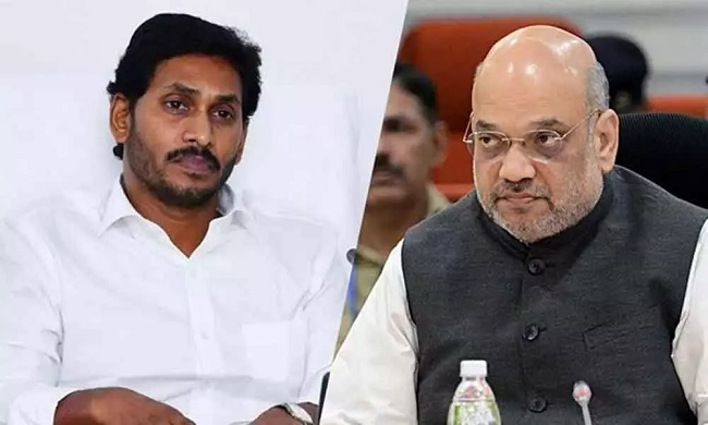 Is YS Jagan playing mind-games with BJP?
