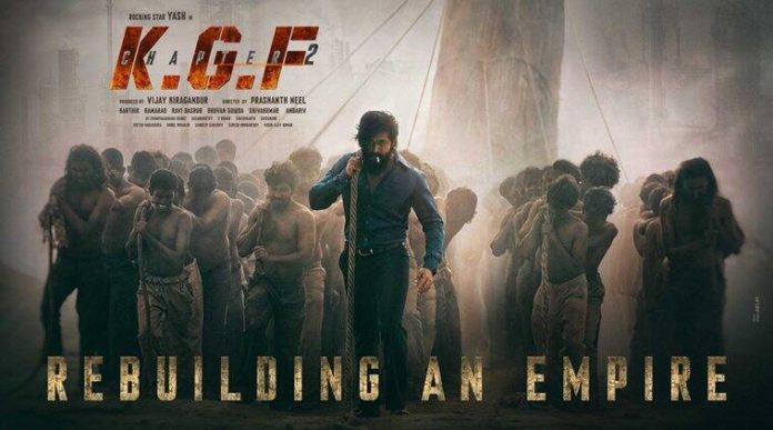 KGF's climax portion shot on a mammoth budget