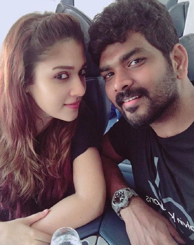 Nayanthara And Vignesh Shivan's Adorable Selfie Goes Viral