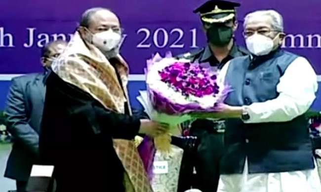 New Andhra Pradesh High Court Chief Justice takes oath