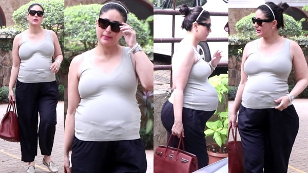 Photostory: Bebo Comes Out With Her Baby Bump!