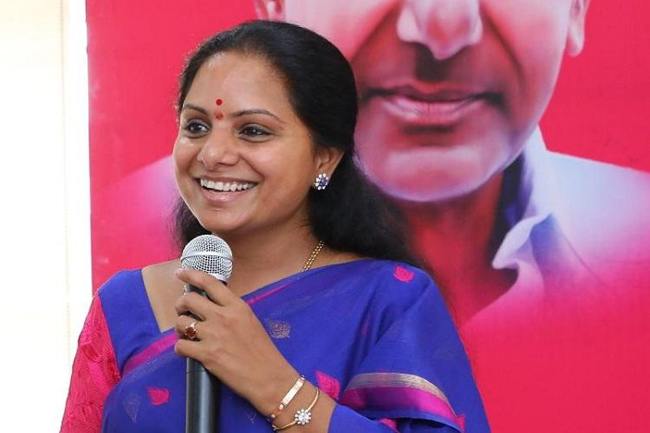 When will Kavitha Kalwakuntla become a minister?