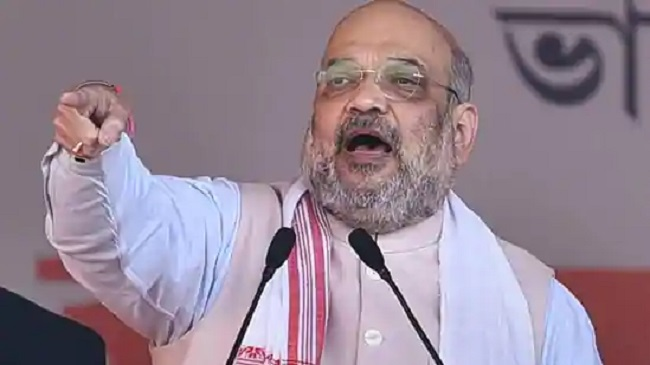 Following violent incidents at farmers protest, Amit Shah chairs key review meeting!