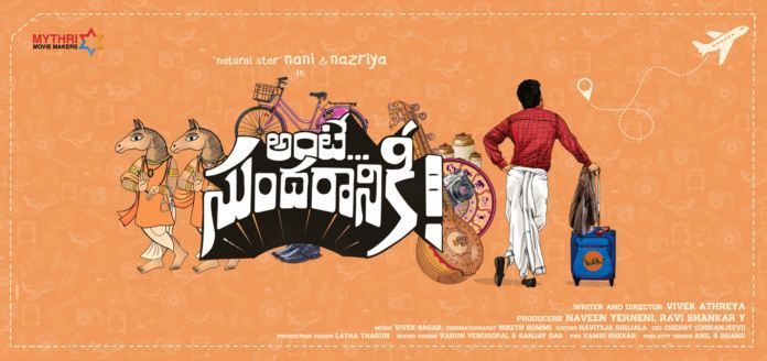 Exclusive: Nani's Ante Sundaraniki to be high on peculiar comedy