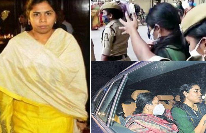 Secunderabad sessions court granted bail to Bhuma Akhila Priya
