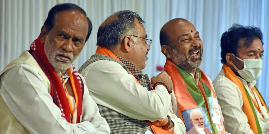 BJP action plan for Telangana poll in pipeline, cadre told to hold district level meets