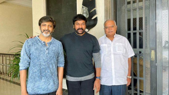 Exclusive: Chiranjeevi's Lucifer remake launch date locked