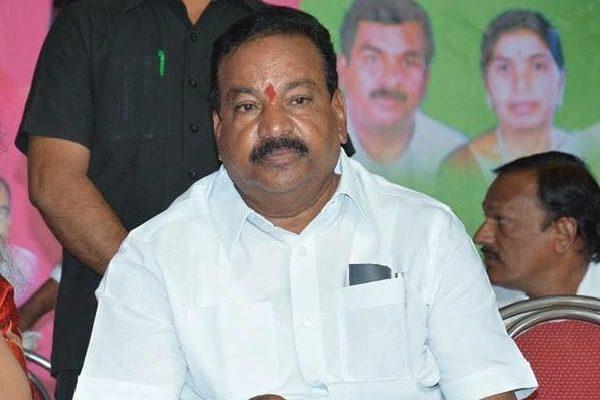 BJP leaders outrage over TRS MLA K Vidyasagar remarks