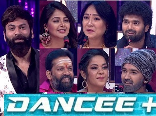 Omkar's Dancee+ Dance Show – E9 – 24th Jan