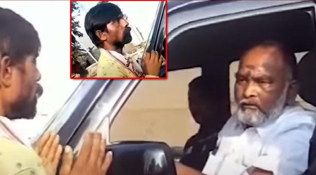 Giddalur MLA outraged at Janasena activist !!