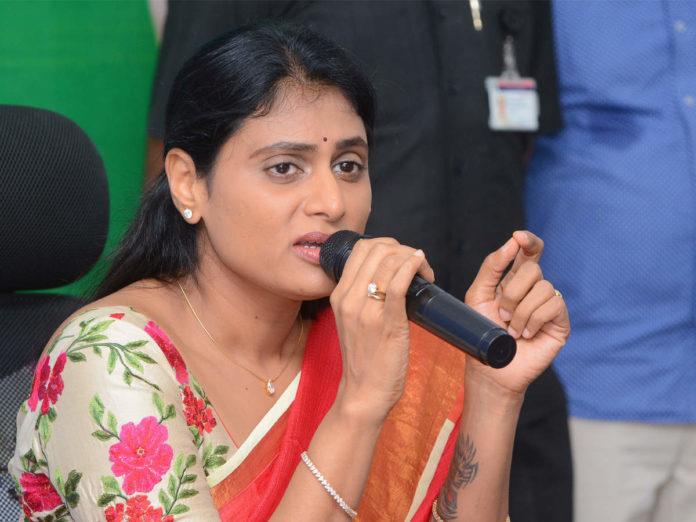 పార్టీ ఏర్పాటు వార్తలపై వైఎస్ షర్మిల ఆగ్రహం..! ప్రకటన విడుదల