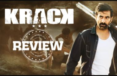 Krack Movie Review – Strictly Ordinary.!