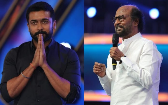 Rajinikanth's Annaatthe indefenitely postponed, Siva to direct Surya